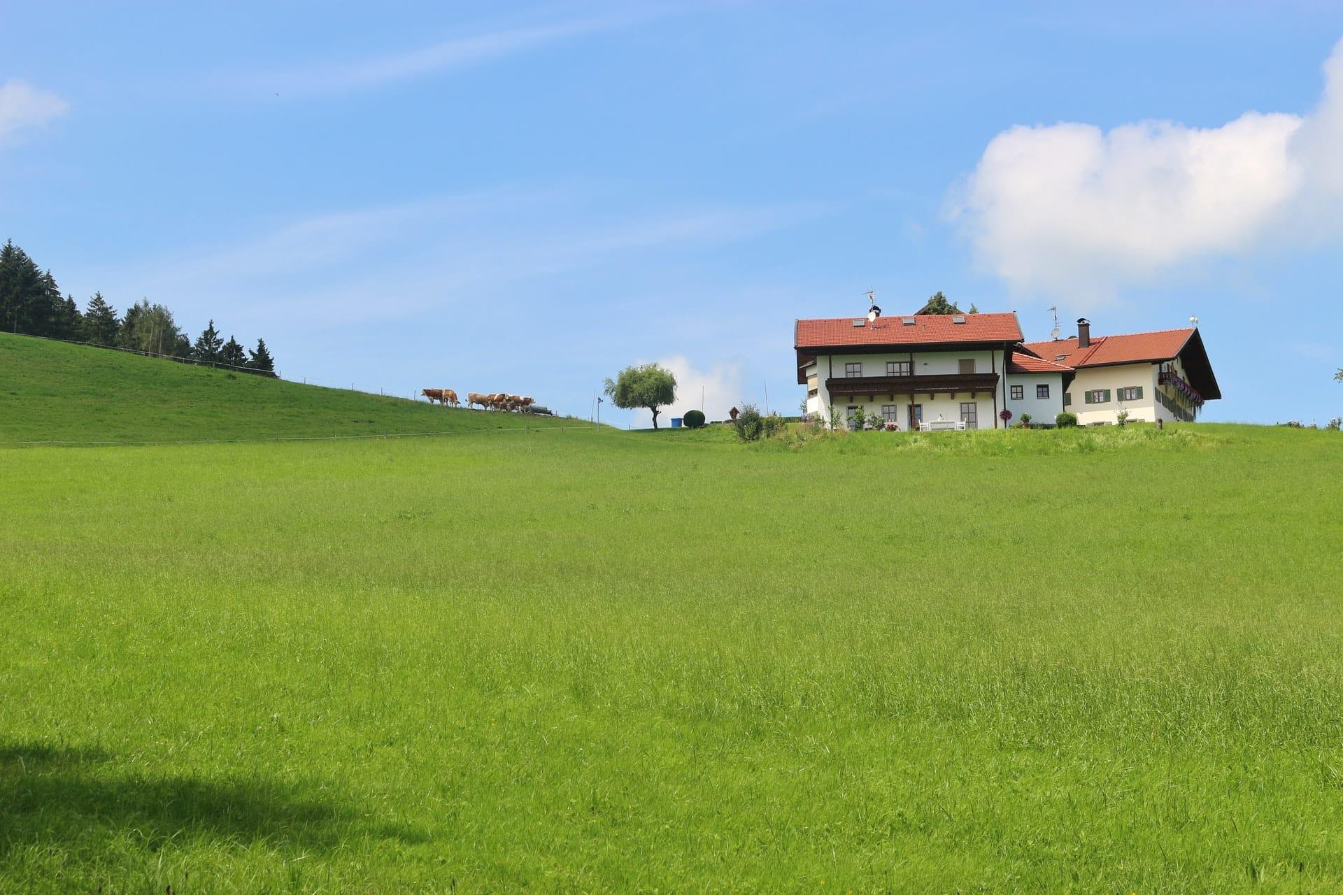 Comment transformer un bâtiment agricole en habitation ?
